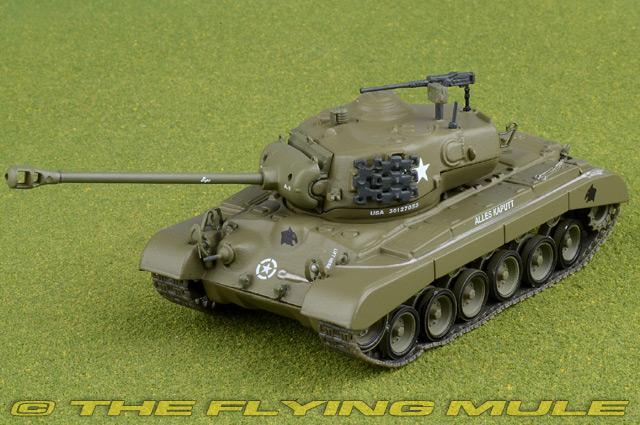 Atlas Ultimate Tank M26 PERSHING Scala 1:72 #G116