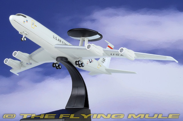 4675106 Boeing E-3B SENTRY 552nd AIR CONTROL 1:200 Ferigmodell