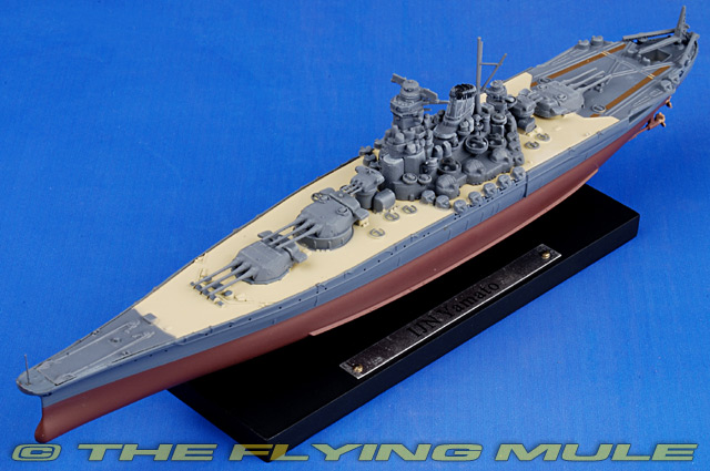 Yamato-class Battleship 1:1250 Diecast Model - Atlas