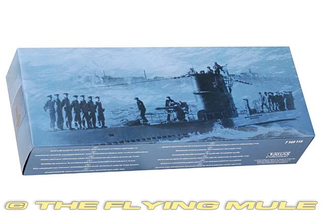 1:350 Type XIV U-Boat German Navy   eBay