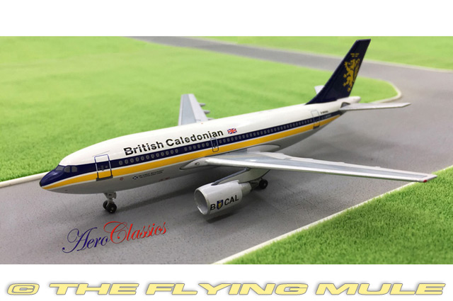 1 400 A310-300 G-GKWU British Caledonian