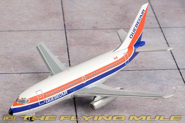 1 400 737-200 LN-BRL Quebecair