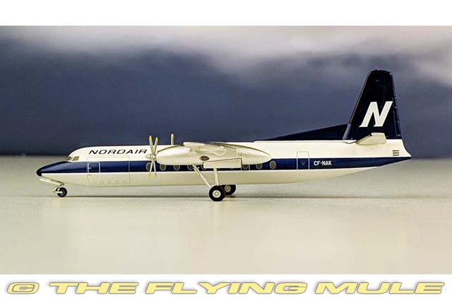 1 200 FH-227 CF-NAK Nordair