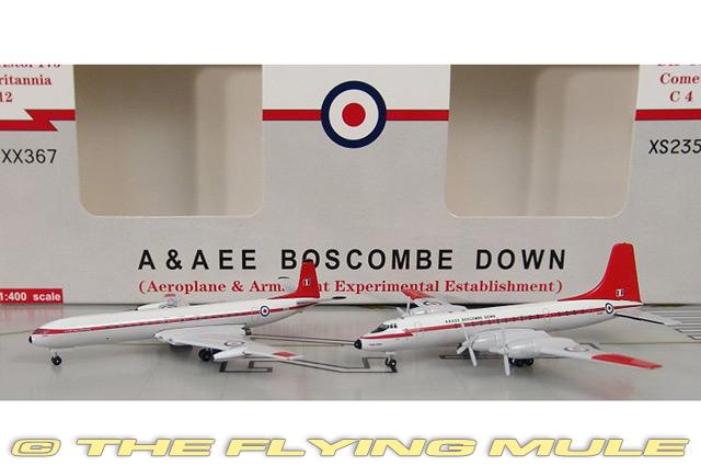 servicio considerado 1 1 1 400 Royal Air Force a&aee Britannia y cometa Conjunto de 2 piezas  forma única