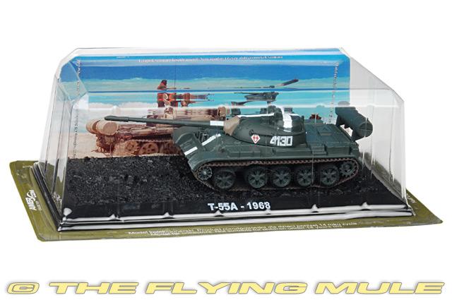 1:72 T-55 #4130 Polish Army