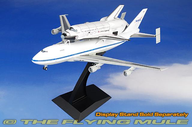 """Aviation 200 AV2OV105 - Diecast Model, NASA, OV-105 """"Endeavor"""""""