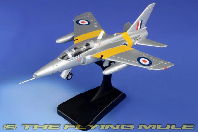 AVIATION72 AV7222005 1//72 FOLLAND GNAT 4FTS RAF VALLEY XR980