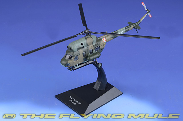 MIL MI-2T HOPLITE POLAND HEL28  Altaya Helikopter 1:72 New in blister