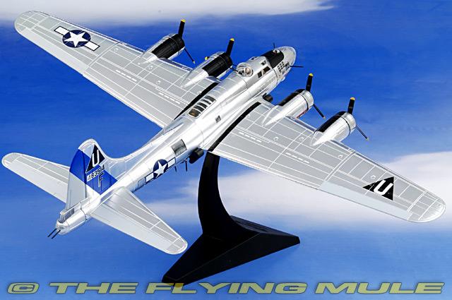 "Corgi AA33307 - B-17 Flying Fortress Diecast Model, Confederate Air Force, ""Sentimental Journey"""