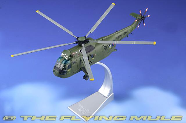 1 72 Sea King HC.Mk 4 Commando ZA290 RNFAA nr.846 NAS