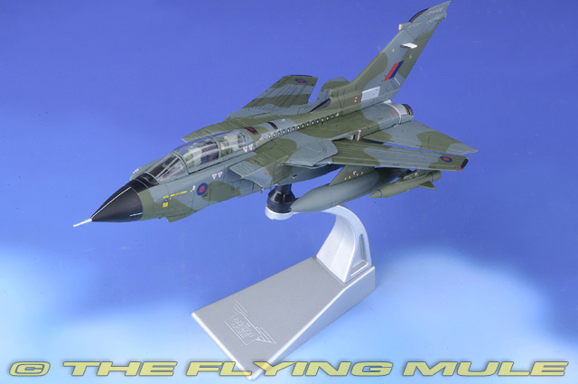 No 31 Squadron Camouflage scheme Herpa Wings 1:200 Panavia Tornado GR.4