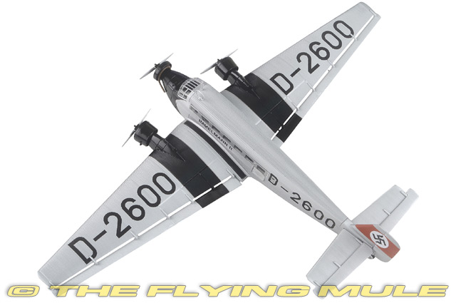 1:72 Corgi Ju 52 Luftwaffe Immelmann II Adolf Hitler/'s personal transport