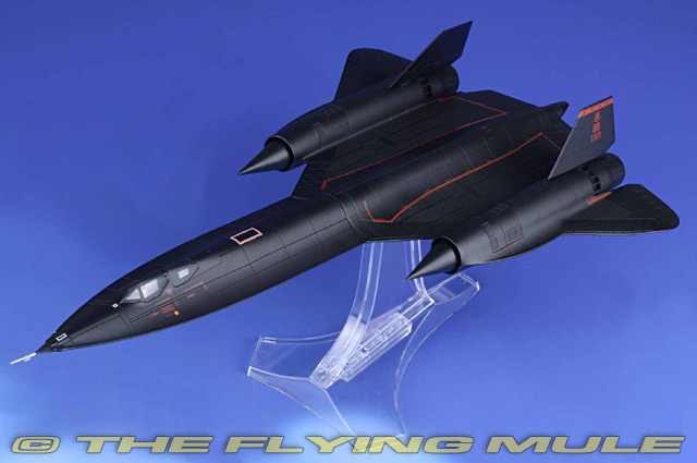Details about  /Metal American SR-71A Blackbird Reconnaissance Plane 1//144 Diecast Model