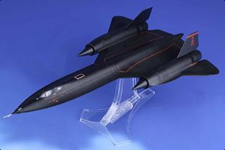Dragon Warbirds 1//400 Lockheed SR-71A Blackbird Aircraft USAF Beale AFB 56263