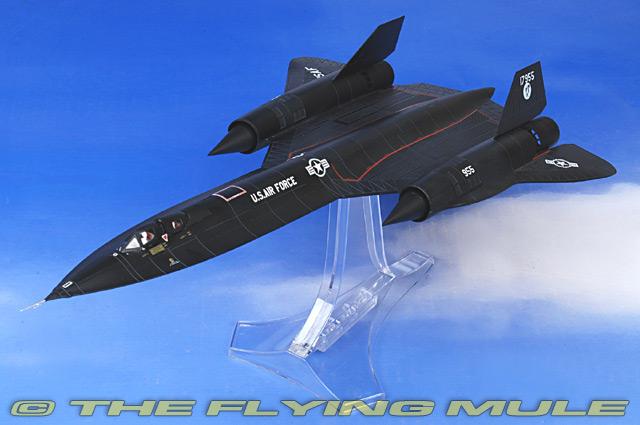 Century Wings 933200 - SR-71 Blackbird Diecast Model, USAF
