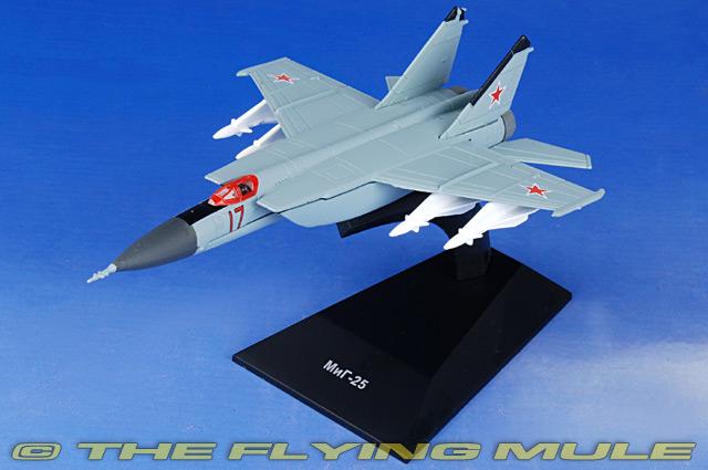 Kitty Hawk Models Item No. KH80119 - MiG-25 PD/PDS Review by Brett ...