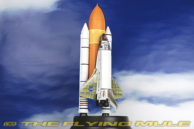 Discovery 1:144 Space Shuttle NASA Launch Configuration