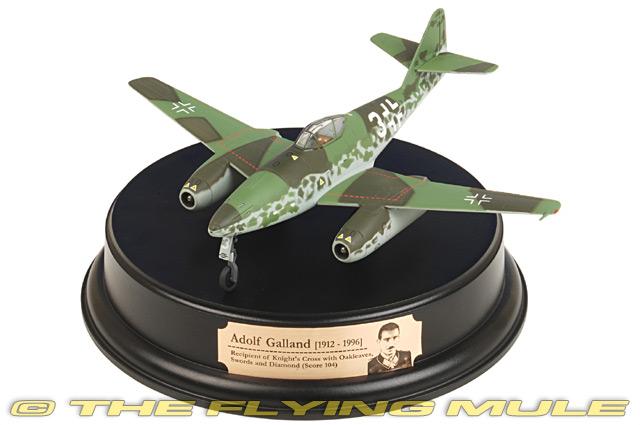 Dragon Models 50202 - Me 262 Diecast Model, Luftwaffe JV 44