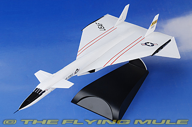 XB-70A Valkyrie 1:200 Display Model - Dragon Models DM-52014 - $34 95