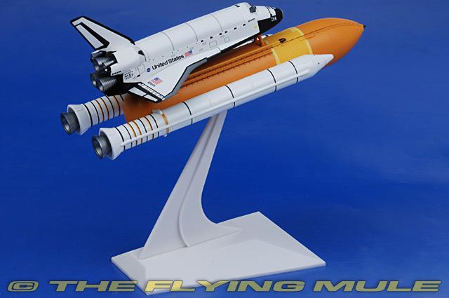 Space Shuttle 1:400 Diecast Model - Dragon Models DM-56185 ...