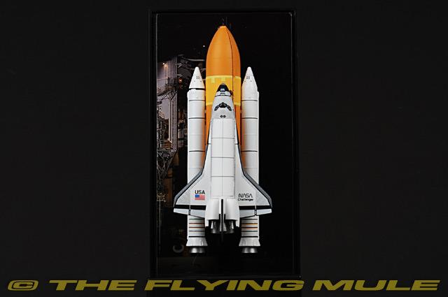 Space Shuttle 1:400 Diecast Model - Dragon Models DM-56372 ...