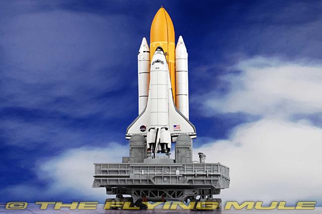 Atlantis 1:400 Space Shuttle NASA Launch Configuration w ...