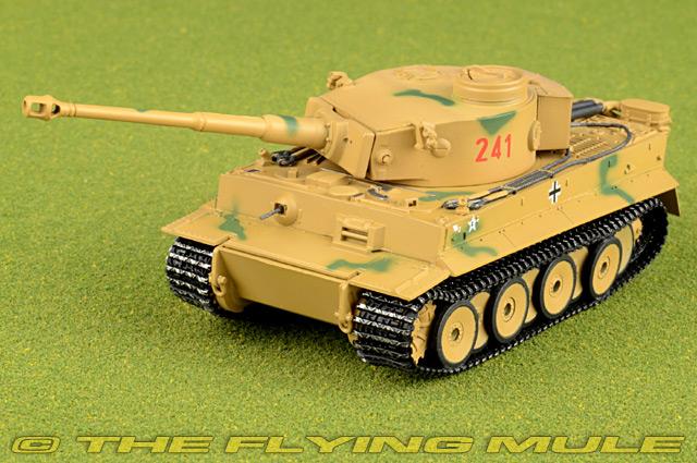 Sd Kfz 181 Tiger 1:72 Display Model - Dragon Models DM-60343