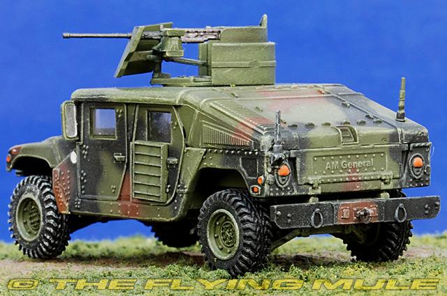 Dragon Models 60363 Hmmwv Hummer Display Model Us Army Iraq