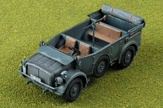 Horch 108 Display Model, German Army - OCT RE-STOCK