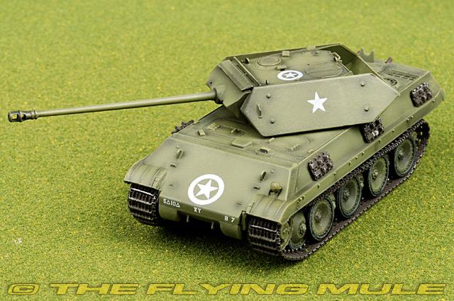 Sd Kfz 171 Panther Ersatz M10 1:72 Display Model - Dragon