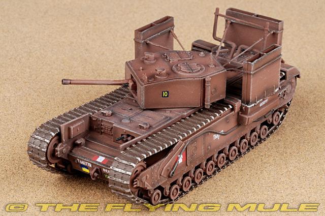 Churchill Mk III 1:72 Display Model - Dragon Models DM-60670