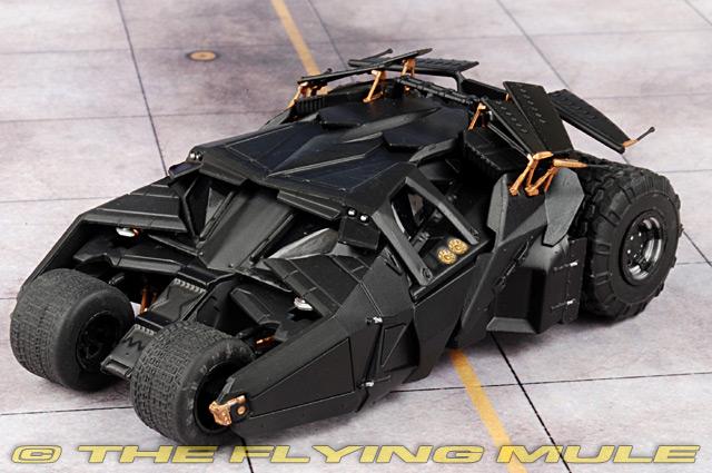 EG-BM0003 Eaglemoss 1:43 Diecast Model, Batmobile, Batman,
