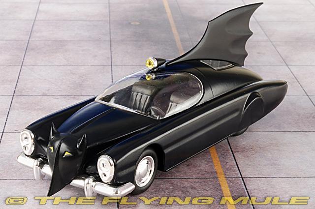 EG BM0006 Eaglemoss Collections Diecast Model Batmobile