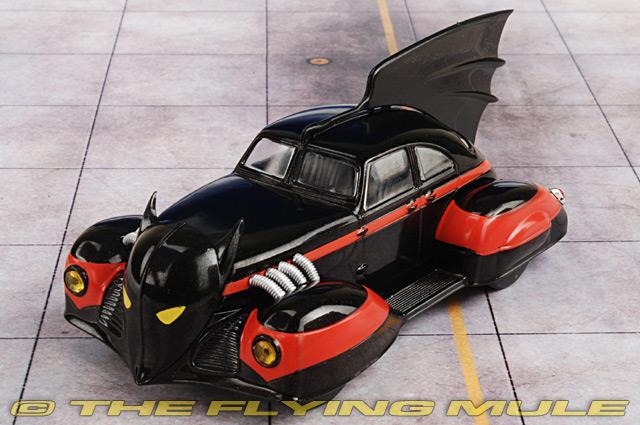 EG-BM0009 Eaglemoss Collections Diecast Model, Batmobile,