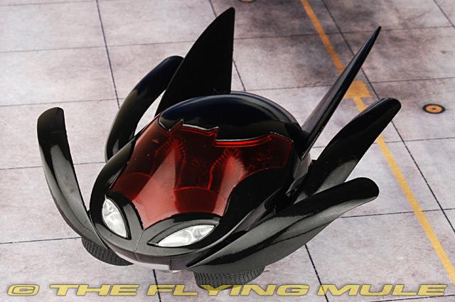 EG-BM0015 Eaglemoss 1:43 Diecast Model, Batmobile, Batman,