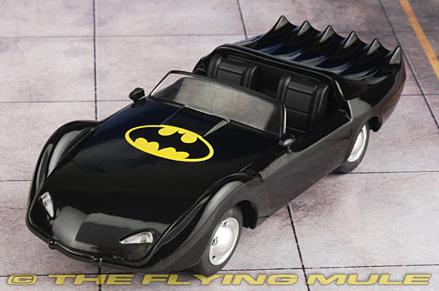 ... about EG-BM0021 Eaglemoss 1:43 Diecast Model, Batmobile, Batman