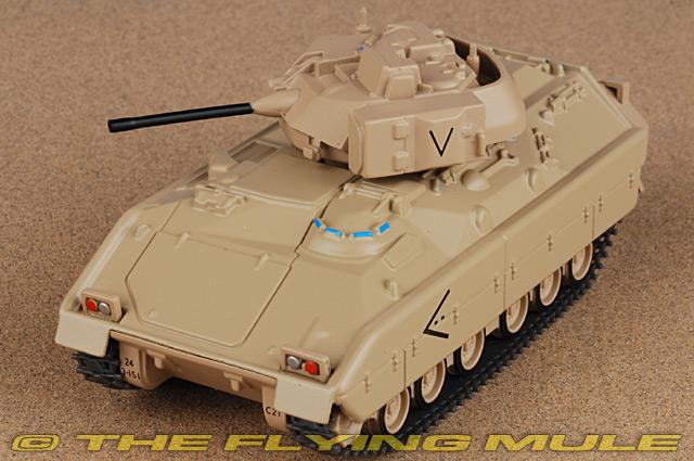 EG-CV0014 Eaglemoss 1:72 M2 Bradley Diecast Model Tank, US ...