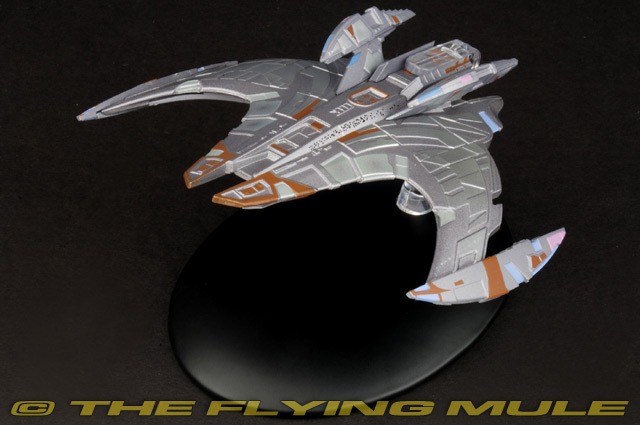 Star Trek Jem Hadar Battlecruiser Starships Collection Display Mini Box ST13