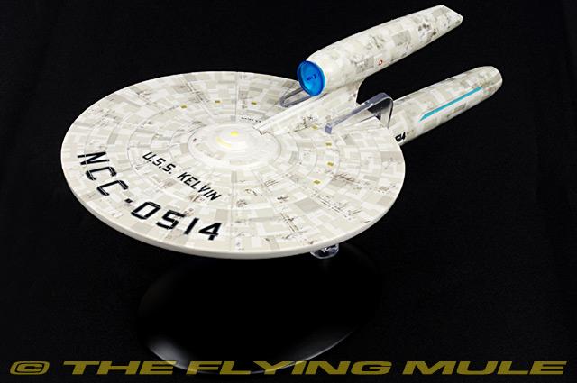 STSP05 Kelvin-class Starship 1//1575 Model USS Kelvin Starfleet w//Magazine