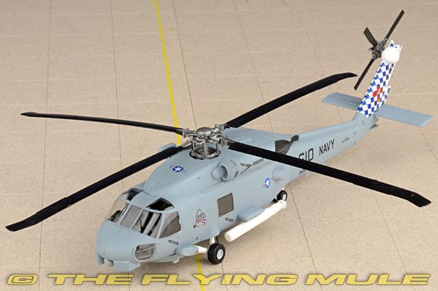 Neu Easy Model 37086-1//72 US Sh-60B Seahawk 610 Hs 4 Black Nights No