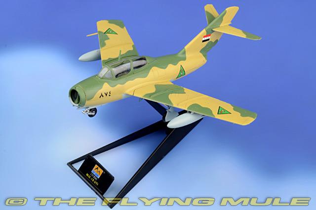 Easy Model 1//72 MiG-15 Plastic Fighter Model #37134