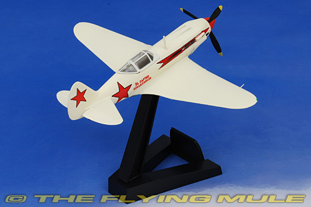1:72 WW2 Mikoyan Gurevich MiG-3 Battle of Moscow 1942 diecast plane Easy model