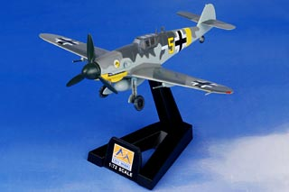 Bf 109G Display Model, Luftwaffe VI./JG 51 Molders, 1942