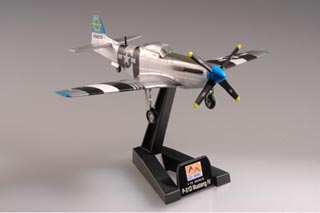 P-51D Mustang Display Model, USAAF 3rd FG, 3rd FS