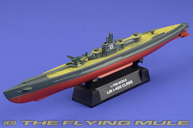 Neu Easy Model 37323-1//700 WWII Japanisches IJN I-400 Class U-Boot