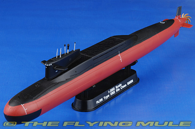 Neu Easy Model 37506-1//350 Plan Typ 092 Xia Class Ssbn U-Boot Fertigmodell