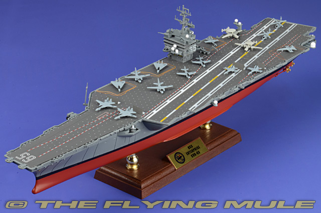 1:700 Enterprise-class Aircraft Carrier USS Enterprise USN ...
