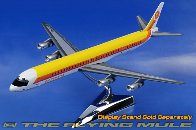 1:200 AeroClassics DC-8-61 Air Jamaica 6Y-JGG