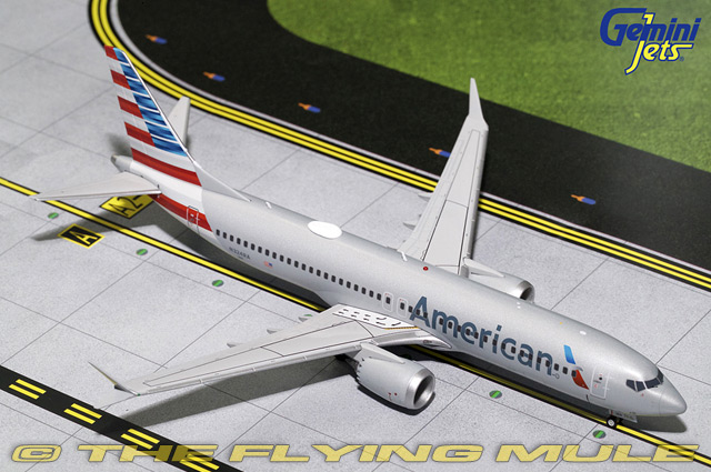 1 200 737 MAX 8 N324RA American Airlines Airlines Airlines 5738c6
