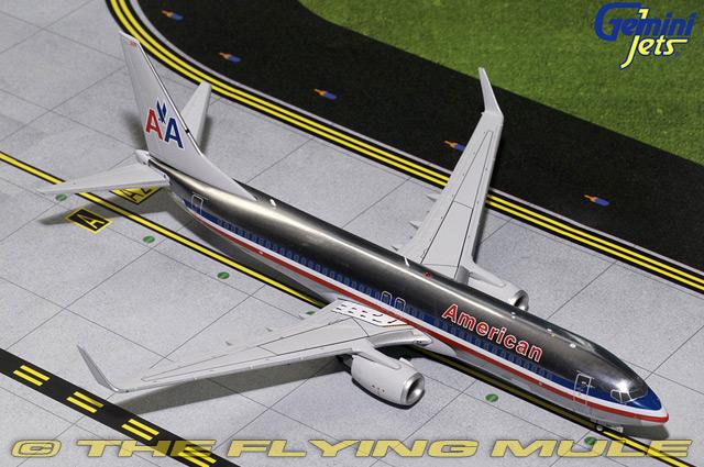 alto sconto 1 200 200 200 737-800 N921NN American Airlines  sport caldi
